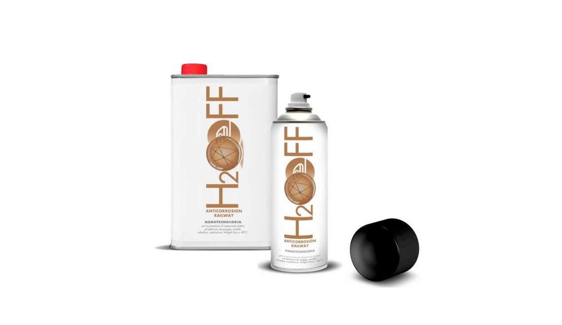 H2OFF Railway Anticorrosion Lubricant
