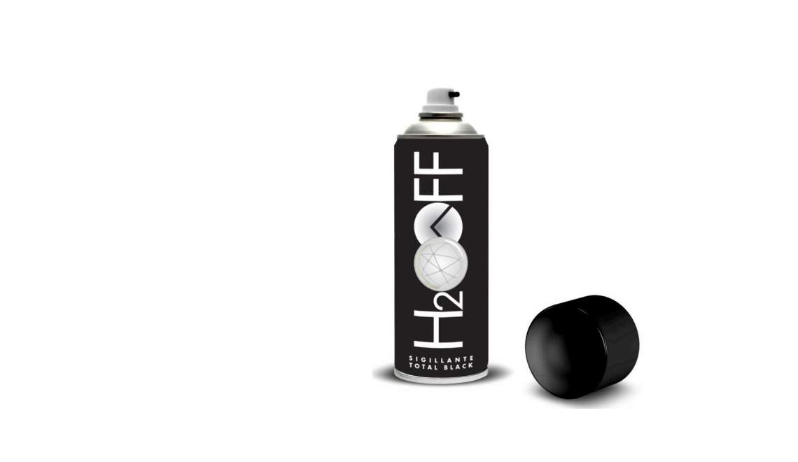 H2OFF sigillante TOTAL BLACK