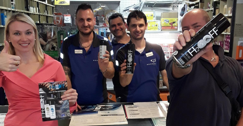 H2OFF Electric è in promozione a Elettrolazio.