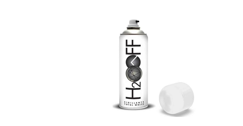H2OFF sigillante TOTAL WHITE